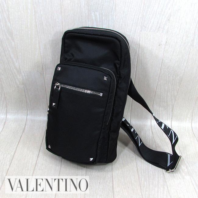 新品 正規品 送料無料 ヴァレンティノ ガラヴァーニ バレンチノ バッグ ボディバッグ 2020春夏新作 ショルダーバッグ 安い 激安 プチプラ 高品質 メンズ TY2B0888RPY バックパック 0NO 鞄 小物 ブラック ギフト 黒 ユニセックス VALENTINO