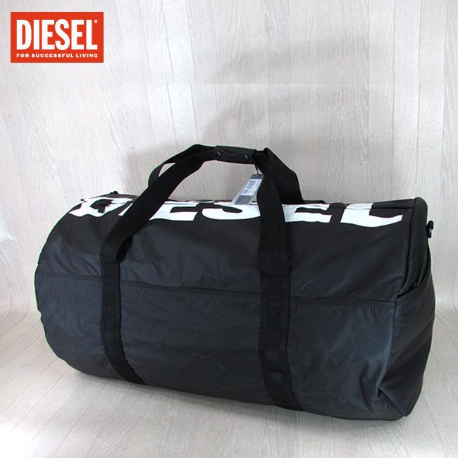 黒 DIESEL P1705/T8013/ブラック バッグ ボストンバッグ ドラムバッグ リュックX05891 ディーゼル