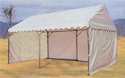 横幕 7間 イベントテント用