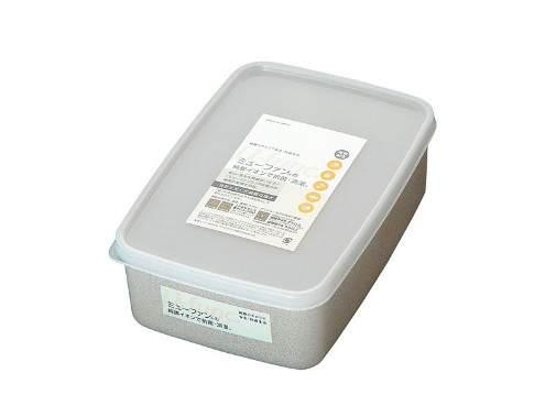 日本製 純銀イオン 鮮度を保つ 抗菌 保存容器 570ml 10個セット