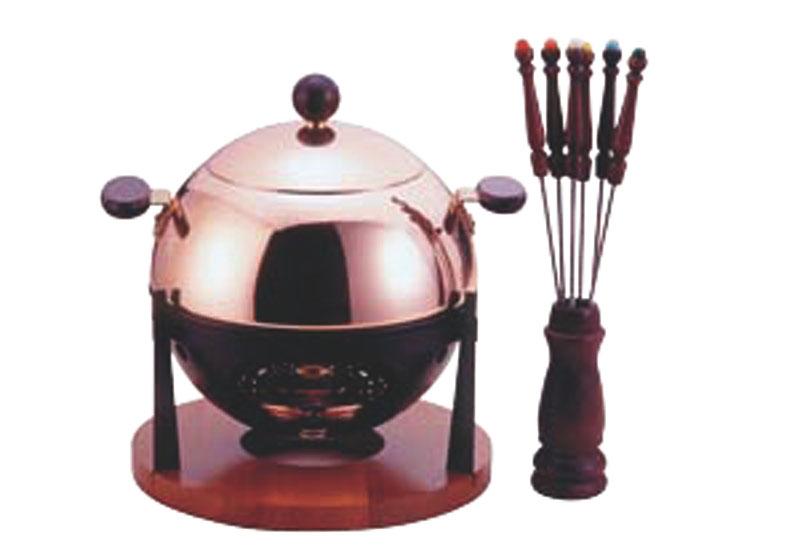 オシャレな本格派 球体型 銅 製 飛び散りを防ぐ 球体型 フォンデュ 可 鍋 セット セット 高 熱伝導率 プロ仕様 業務用 可 日本製 国産, KATE&JACK シューズ.レインブーツ:a045f293 --- sunward.msk.ru