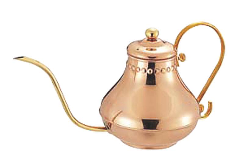 日本製 プロ仕様 熱伝導がよい おしゃれ な 銅 アラジン コーヒー サーバー 900? 5人用