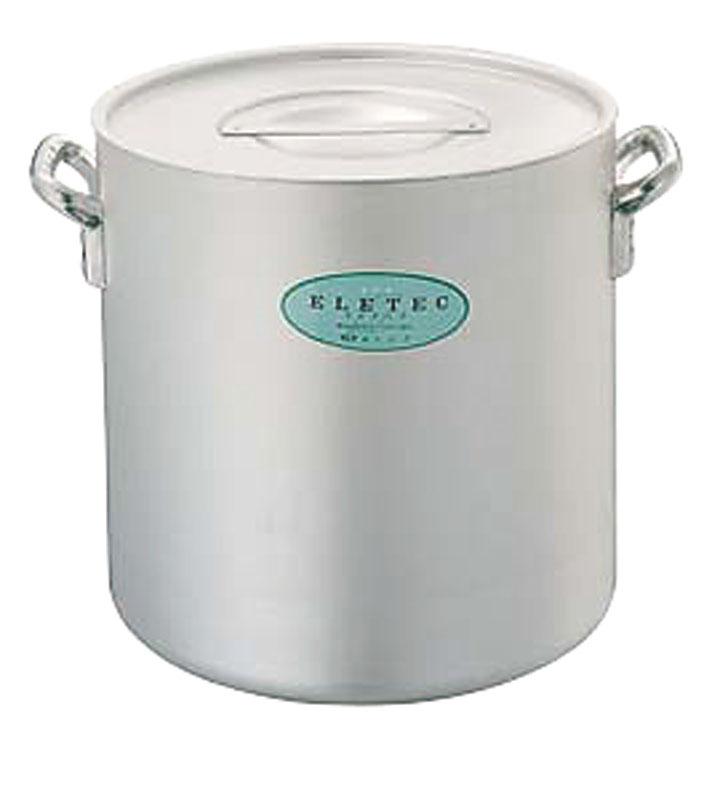 [まとめ買い 限定クーポン付] 極厚 アルミ 寸胴鍋 39cm(45.0L) IH ・ オール熱源 対応 日本製 国産