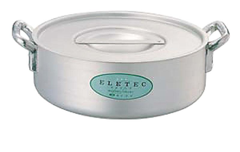 クーポンで23%OFF 極厚 アルミ 外輪 鍋 30cm(7.0L) IH ・ オール熱源 対応 日本製 国産