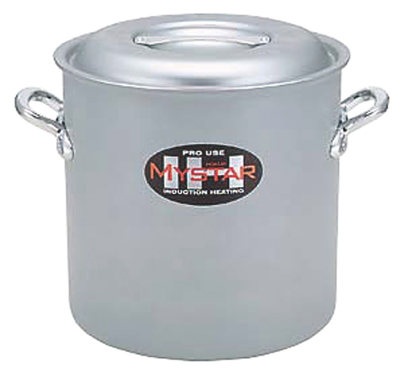 業務用 IH 対応 寸胴鍋 21cm(7.3L) オール熱源 対応 日本製 国産