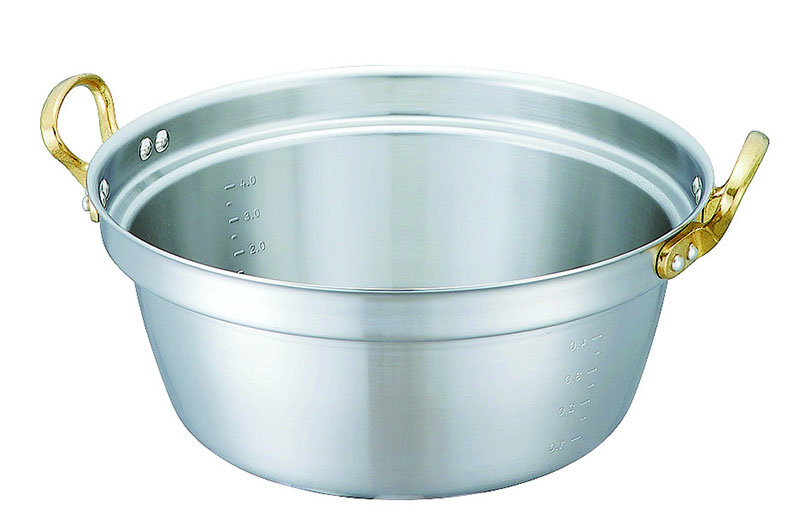 IH対応 新素材 ステンレス 採用 『 料理 鍋 33cm ( 11.0L ) 』 高 熱伝導率 高 耐食性 プロ仕様 業務用 可 日本製 国産
