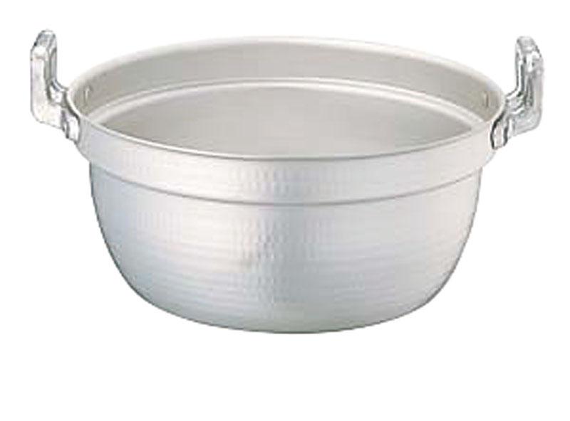 アルミ 製 スタンダードタイプ 料理 鍋 42cm ( 19.0L )  業務用 可 日本製 国産