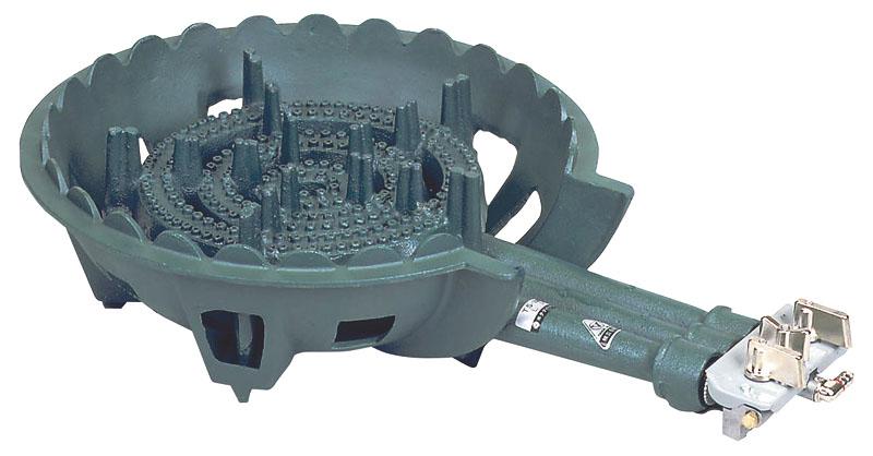 10%OFFクーポン有 業務用 鋳物 ガス コンロ TS-330P ガスタイプ ( LPG /プロパンガス) 安心の 日本製