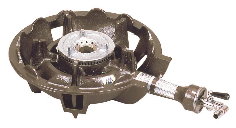 業務用 ハイカロリー タイプ ガス コンロ TS-501P ガスタイプ (都市ガス/12A・13A) 安心の 日本製
