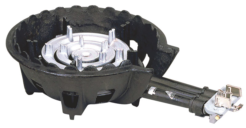 クーポンで23%OFF 業務用 ハイカロリー タイプ ガス コンロ TS-308 ガスタイプ ( LPG /プロパンガス) 安心の 日本製