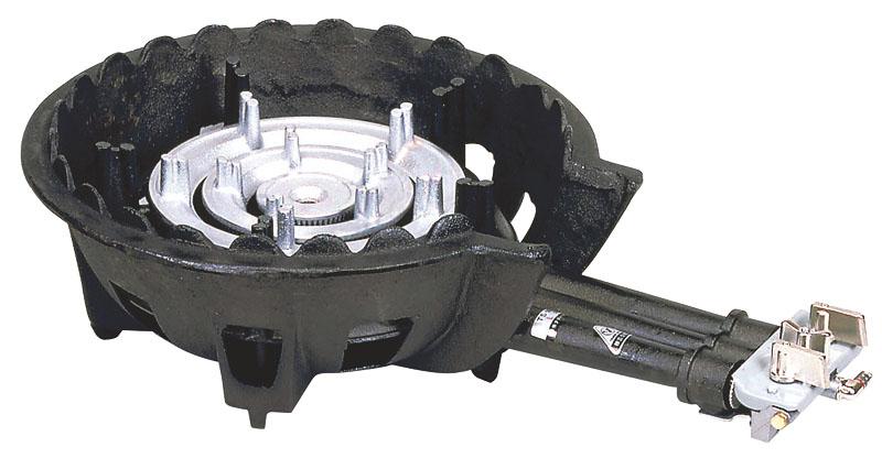 業務用 ハイカロリー タイプ ガス コンロ TS-308P ガスタイプ ( LPG /プロパンガス) 安心の 日本製