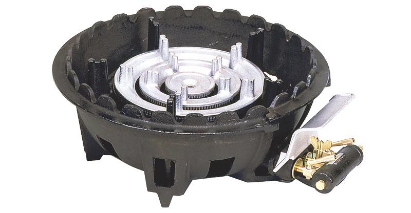 業務用 ハイカロリー タイプ ガス コンロ TS-318 ガスタイプ ( LPG /プロパンガス) 安心の 日本製