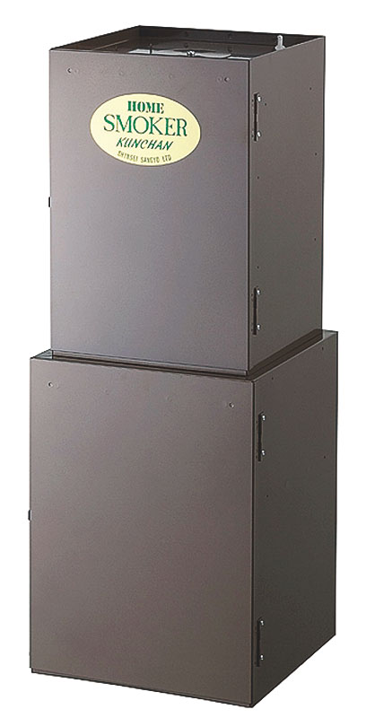 [ スーパーSALE 限定価格!] 日本製 使い易くて人気の 定番 本格 派 スモーカー ( 燻製機 ・ 燻製器 ) お得な 電熱器 付! 手軽に本格的な 燻製 調理が楽しめます 業務用 可