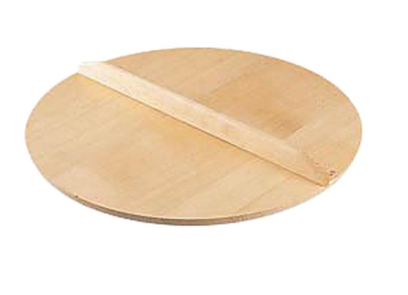 クーポンで23%OFF 日本製 スプルス材 使用 木蓋 ( 木 ふた / 鍋 フタ) 60cm用 いろり鍋 ・ ぎょうざ鍋 ・ すき焼鍋 ・ セイロ などの 鍋蓋 落とし蓋 に!