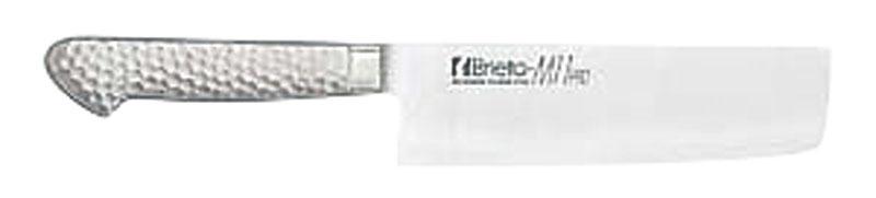 クーポンで23%OFF 日本製 最高級 モリブデン バナジウム鋼 割込 プロ仕様 菜切 包丁 ( 片刃 ) 刃渡り 180mm 最新技術製法 業務用 可