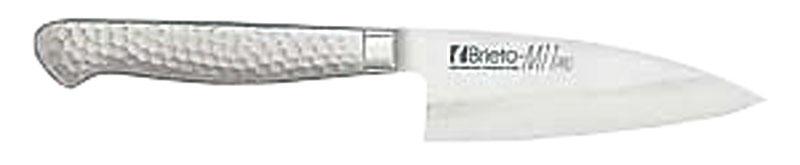 クーポンで23%OFF 日本製 最高級 モリブデン バナジウム鋼 割込 プロ仕様 小 出刃 包丁 ( 片刃 ) 刃渡り 120mm 最新技術製法 業務用 可