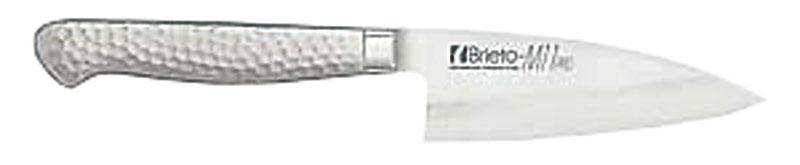 クーポンで23%OFF 日本製 最高級 モリブデン バナジウム鋼 割込 プロ仕様 小 出刃 包丁 ( 両刃 ) 刃渡り 70mm 最新技術製法 業務用 可