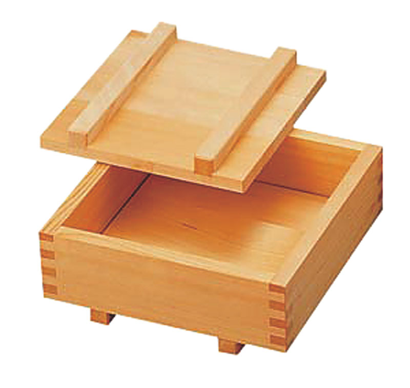 クーポンで23%OFF 日本製 プロ仕様 押し 寿司 作りに! 押枠 30cm 椹 ( サワラ )製 業務用 可