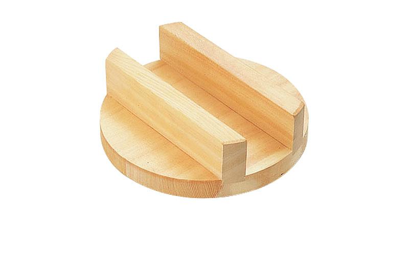 10%OFFクーポン有 木製 (スプルス 材) 羽釜用 釜蓋 38cm 業務用 可 日本製