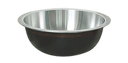 クーポンで23%OFF プロ仕様 アルミ鋳物 製 そば羽釜 ( 羽反 ) 55cm ( 39L ) そば などの 麺類 を美味しく茹でる事ができる専用釜 ( 鍋 ) 業務用 可 日本製
