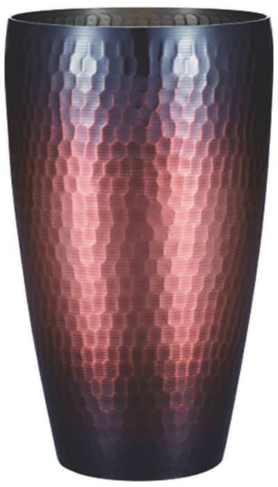 美味しい温度をキープ! おしゃれな 銅 製 槌目 タンフ゛ラー 赤銅 大 国産 日本製