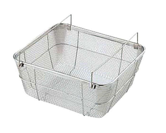 食器 の 水切り に 18-8 ステンレス クリーン ハ゛ス ケット B 浅型 大 国産 日本製