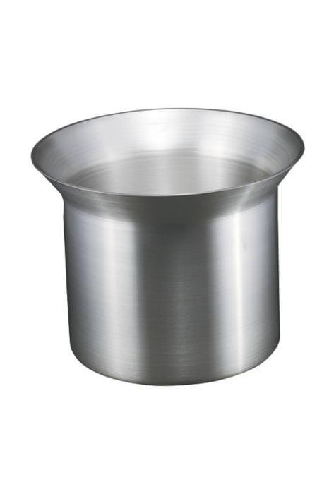 クーポンで23%OFF カス入れ アルミニウム製 大 国産 日本製