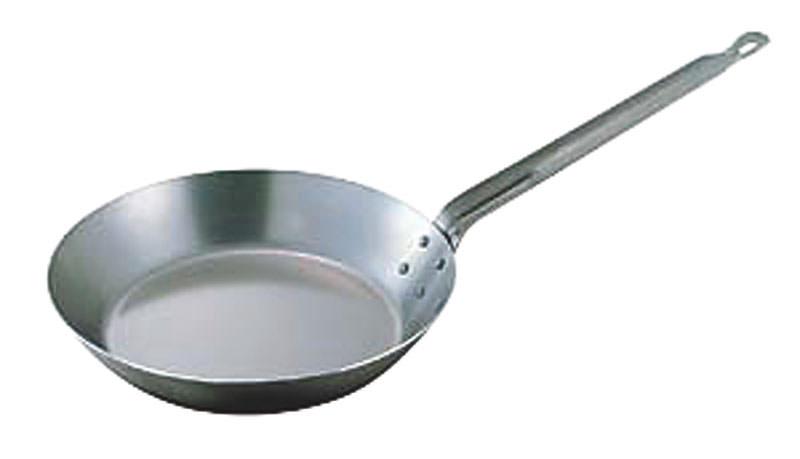 鉄 フライパン IH対応 鉄分補給 45cm 国産 日本製