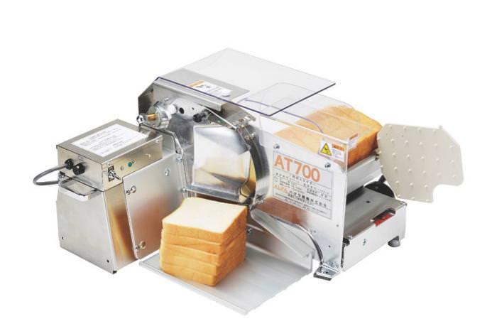 美味しい パン 作りに 綺麗に切れる パンスライサー プロ仕様 業務用 可 国産 日本製