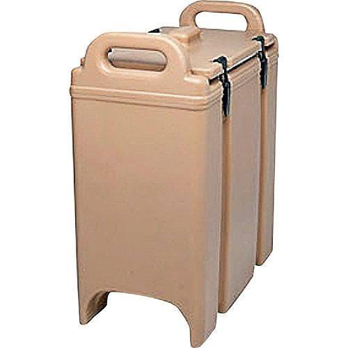 ホット ・ コールド の ドリンク または スープ の保管、運搬、サービングに! キャンブロ ディスペンサー (スープ用) 12.7L コーヒーベージュ 業務用