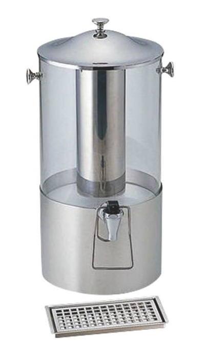 18-8ステンレス 製 おしゃれ な 1本用 ジュース ディスペンサー スタンダード (小) 業務用 日本製