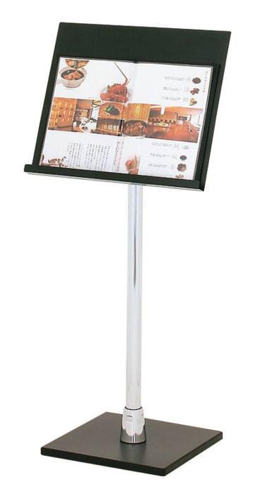 店舗備品 メニュースタント゛ ※面板部角度調整可能 店頭サイン 業務用 国産 日本製