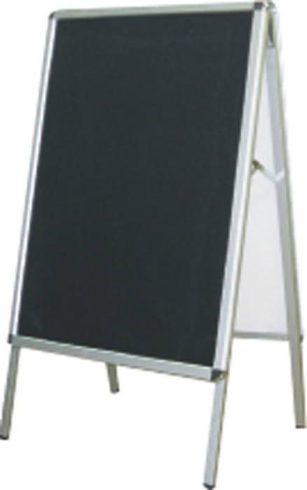 店舗備品 ブラックボード & ポスタースタンド (604279) 店頭サイン 業務用 日本製