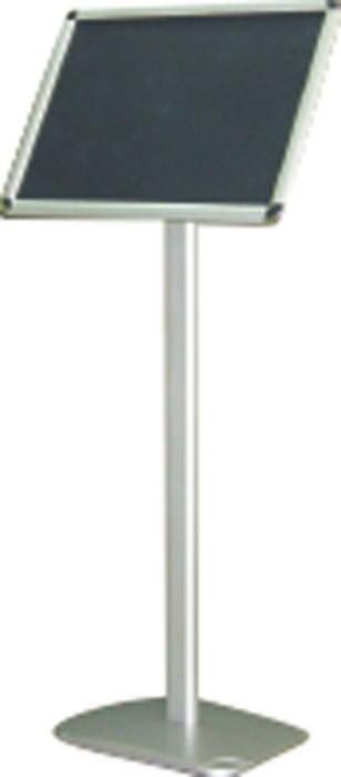 店舗備品 ブラックボード & ポスタースタンド (604281) 店頭サイン 業務用 日本製