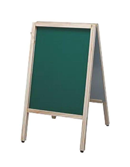 店舗備品 ・ 事務用品スタンド 黒板 キェイ チョークブラック 国産 日本製