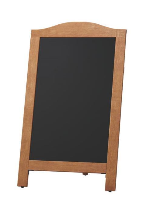 クーポンで19%OFF 店舗備品 ・ 事務用品マーカー用 スタンド 黒板 茶 マグネット 対応 国産 日本製