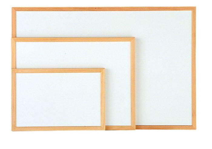クーポンで19%OFF 店舗備品 ・ 事務用品ウッドフレーム ホワイトボード 大 国産 日本製