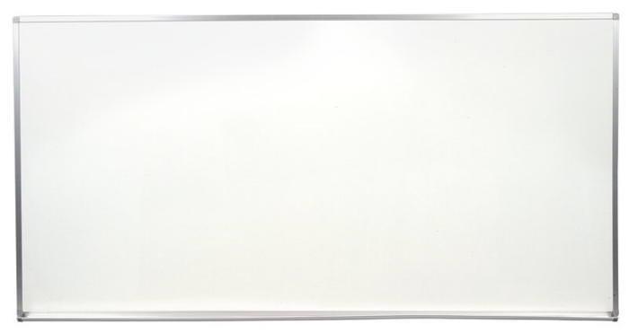 店舗備品 ・ 事務用品壁掛 ホワイトボード (スチールホワイト 無地) 大 国産 日本製