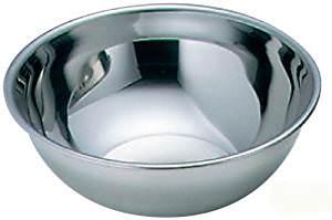 クーポンで23%OFF ボール ステンレス製 錆びにくい ミキシングボール 60cm 国産 日本製