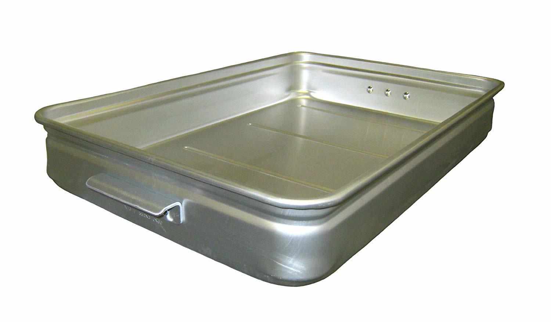 10%OFFクーポン有 キングBOX アルミニウム製 積み重ねられる 手付 大 60mm 国産 日本製