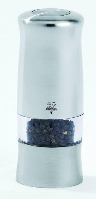 クーポンで23%OFF フランス製 塩 胡椒 保存容器 プジョー社製 電動ペパーミル Φ56mm プロ仕様 業務用 可
