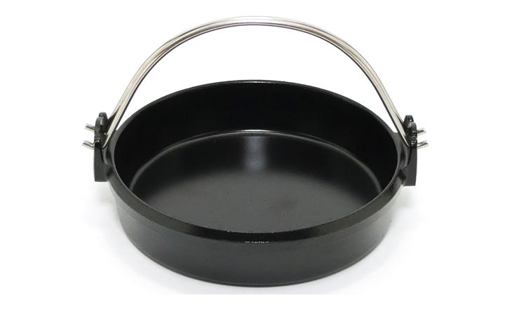 日本製 懐石 匠の技 すき焼鍋 18cm 10セット