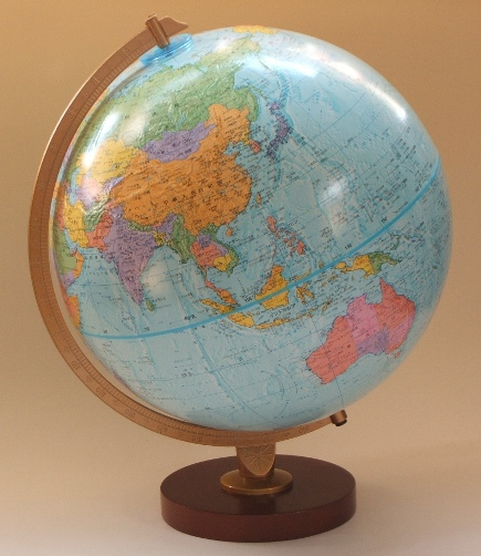地球儀 リプルーグル エンデバー