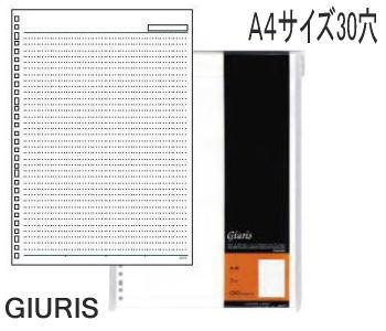 活页 A4 30 孔 (粘结剂笔芯)