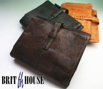 Brit House ブリットハウス システム手帳 バイブルサイズ