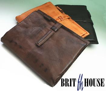 Brit House ブリットハウス システム手帳 A5サイズ(デスクサイズ)