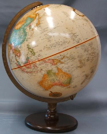 ★ルーペ プレゼント中!★リプルーグル リノックス型 地球儀 (日本語・英語版)/Replogle 31573