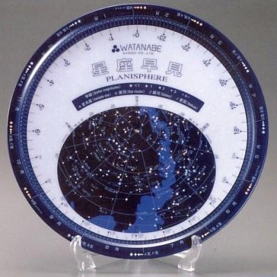 大型星座早見盤