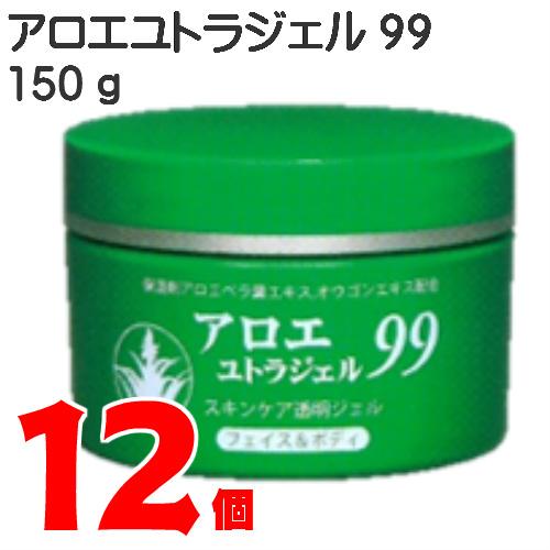 アロエ ユトラジェル 99 12個廣昌堂ユトラ ジェル