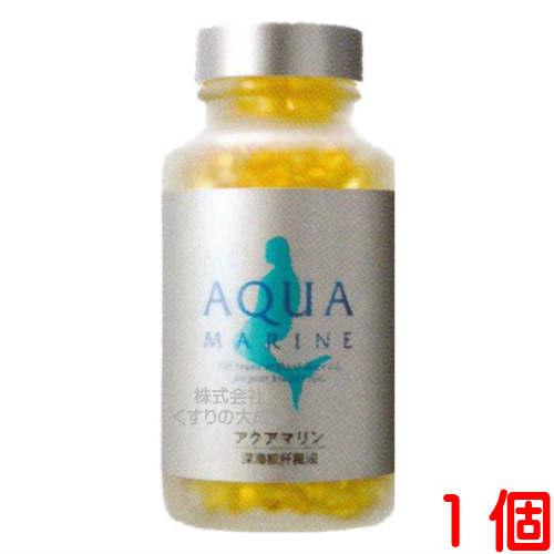 アクアマリン 360粒 1個 + 10粒 3個 深海鮫鮫肝油 鮫肝 マリンゴールド